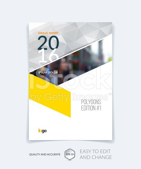 7 best Буклеты images on Pinterest - annual report cover template
