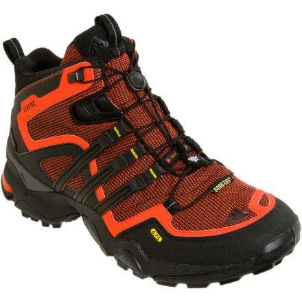 Adidas OutdoorTerrex Fast X FM Mid GTX Hiking Boot - Men's