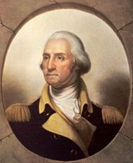 George Washington was the first President of the United States of America, serving from 1789 to 1797, and the dominant military and political leader of the United States from 1775 to 1799