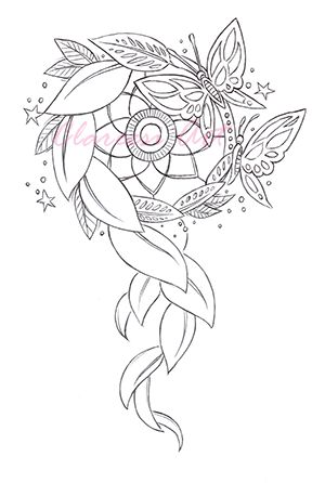 131 best Dream Catcher Colouring Pages images on Pinterest