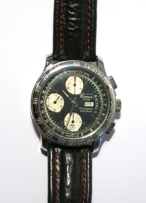 Catawiki Online-Auktionshaus: COMOR Formel 1 Racing -  Herren Chronograph Nr. 176/555-