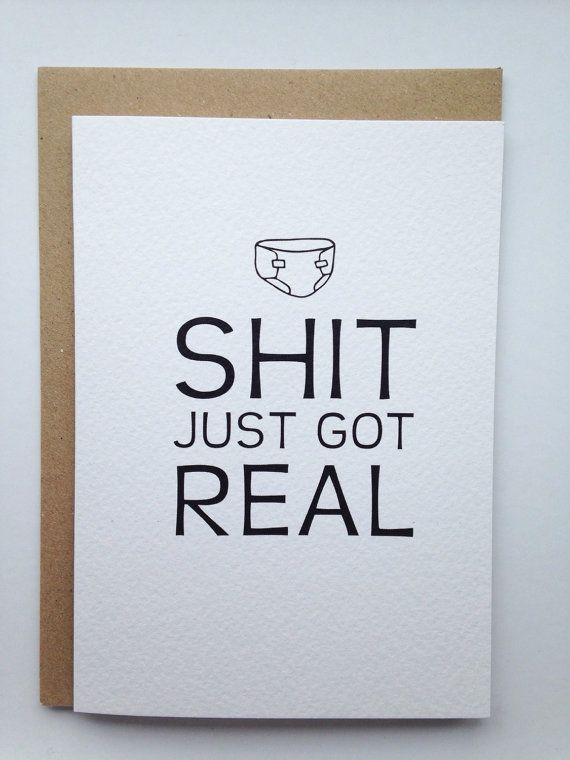 38 Honest Cards For New Parents With A Sense Of Humor