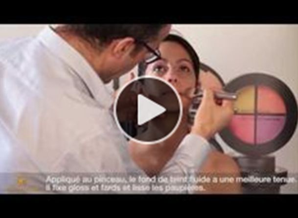 Tutoriel maquillage du look Belle Humeur Beauty Success !