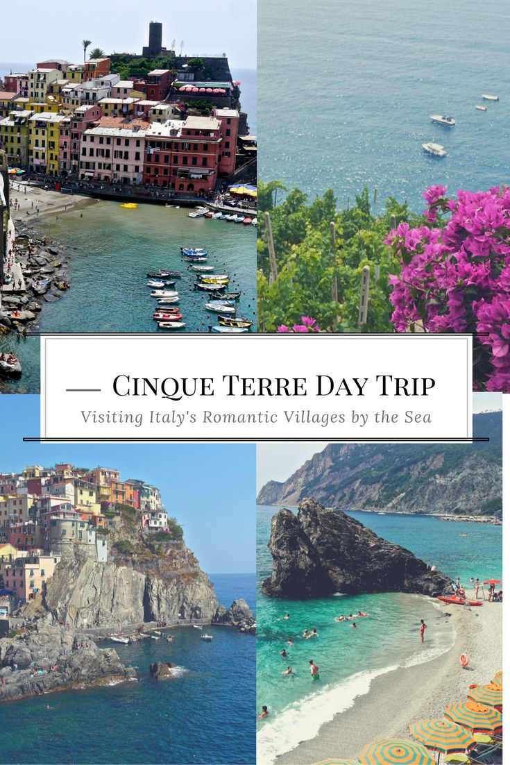 The Cinque Terre have become immensely popular in the last few years with tourists from around the globe. These five idyllic fishing villages can easily be reached as a day trip from Pisa. #Italy #CinqueTerre #Travel