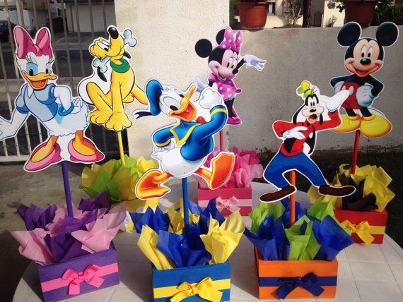 Mickey Mouse Clubhouse birthday party by uniqueboutiquebygami