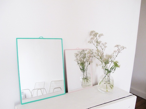 Enchanting Mirror Edge Frames Picture Collection - Frames Ideas ...