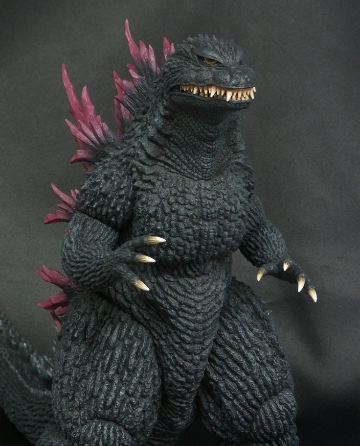 22 best X-Plus & SH Monsterarts Vinyl Kaiju Figures images ...