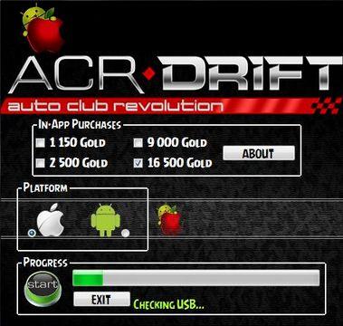 ACR Drift Hack