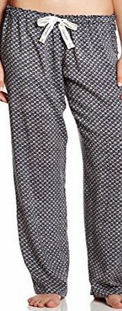 Calvin Klein underwear Womens Pyjama Bottoms - Blue - Blau (IKAT GEO PRINT IG3) - 12 Features:<br/>Womens pyjama bottoms<br/>Crafted from soft and comfortable breathable viscose<br/>Added comfort with elasticated waist<br/>Calvin (Barcode EAN = 8718571928921) http://www.comparestoreprices.co.uk/calvin-klein/calvin-klein-underwear-womens-pyjama-bottoms--blue--blau-ikat-geo-print-ig3--12.asp