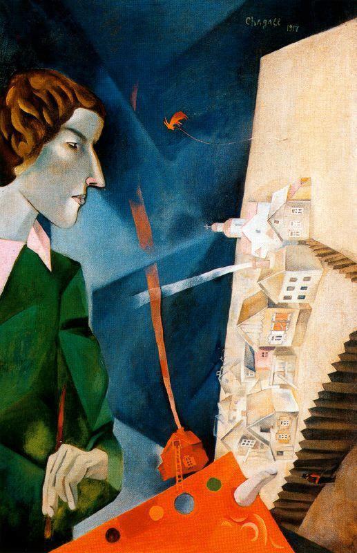 - Marc Chagall -