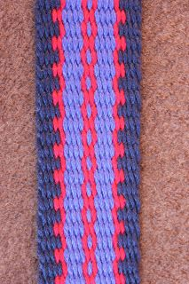 """ASpinnerWeaver: Patterns for 1"""" Wide Inkle Bands."""