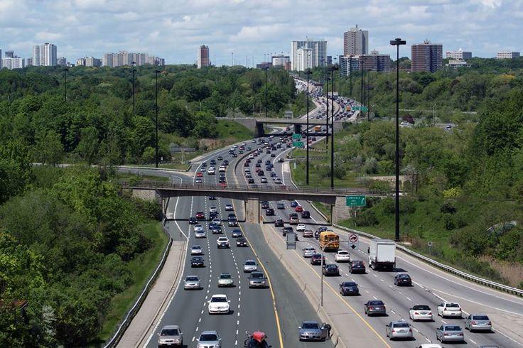 Don Valley Parkway, Toronto, Ontario
