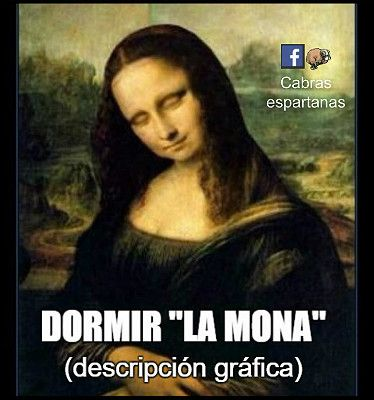 Dormir la Mona