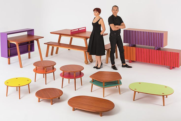 6 Furniture Brands with Innovative Designs | The PLAYplay Collection by Lanzavecchia + Wai | More on Travelshopa