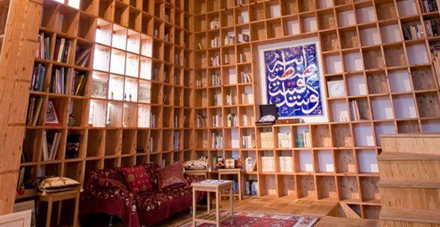 The Shelf-Pod House