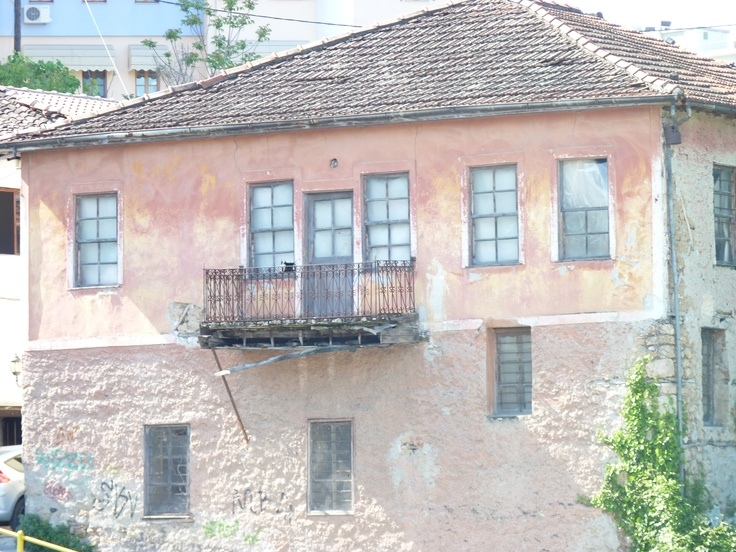 old house in Veria