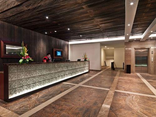 lobby at Sun Island Hotel Kuta #bali #balihotels #hotelsinkuta #kuta