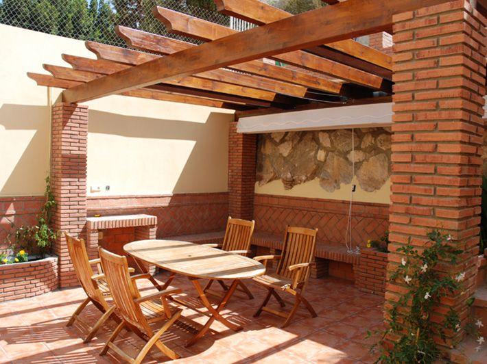 M s de 25 ideas incre bles sobre estructuras de madera en - Casas con estructura de madera ...