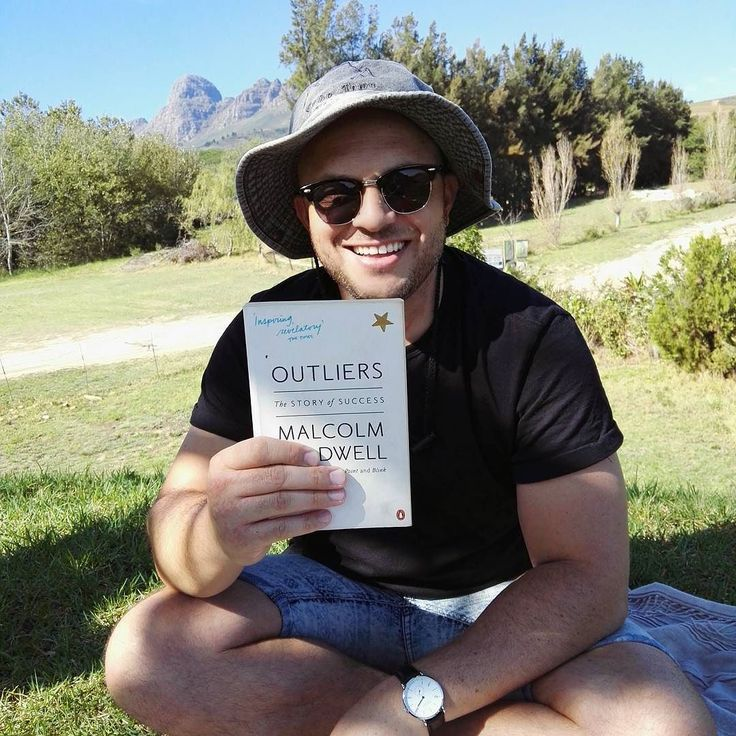 Who else out there feels like an outlier? You've got that special spark but need the 10 000 hours! A good read.  #outlier #outliers #freedomday #goodread #thursdayread
