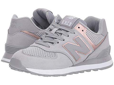 new balance 373 sneaker donna pelle
