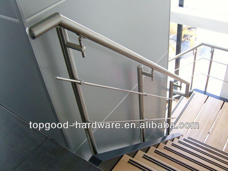 Best Stainless Steel Bracket Outdoor Metal Stair Railing 400 x 300