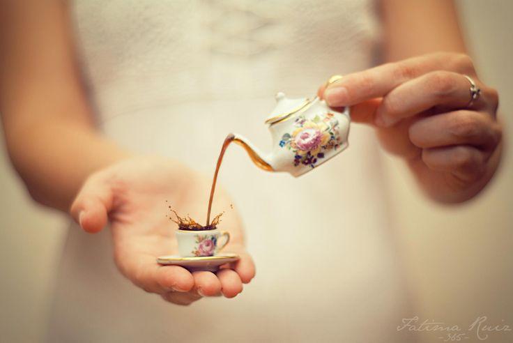 Photo A little coffee. by Fátima Ruiz on 500px