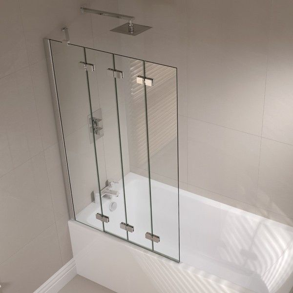 Folding Bathtub Doors Foter With Images Bath Shower Doors
