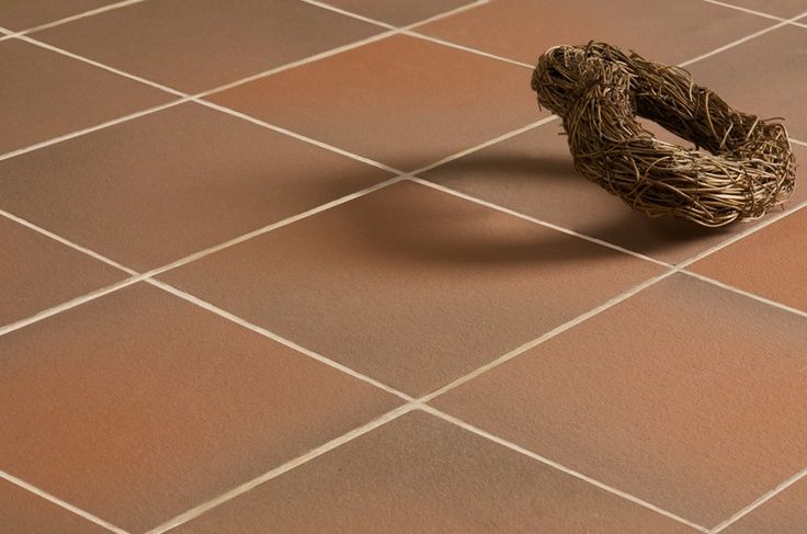 8 best images about quarry tile flooring on pinterest for Kitchen quarry tile