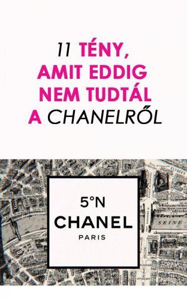 11 tény, amit eddig nem tudtál a Chanelről  #Chanel #illat #divat