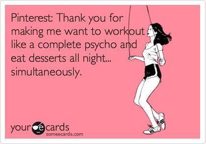 Pinterest. True story.
