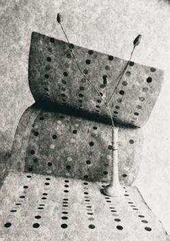 """""""Homenatge a Chevreul, 1979"""", by Toni Catany (Fundació Foto Colectania)"""