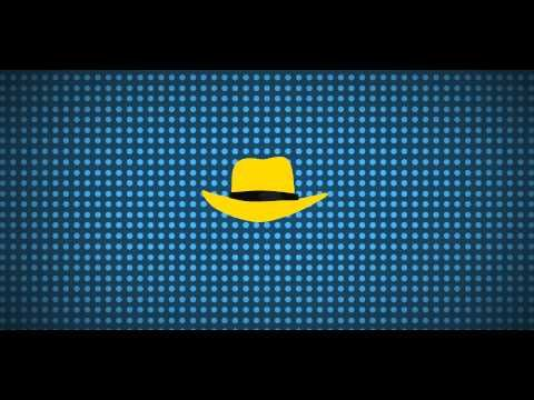 Iconics Hats in Movies | a Motion Graphics flat animation shortfilm - YouTube