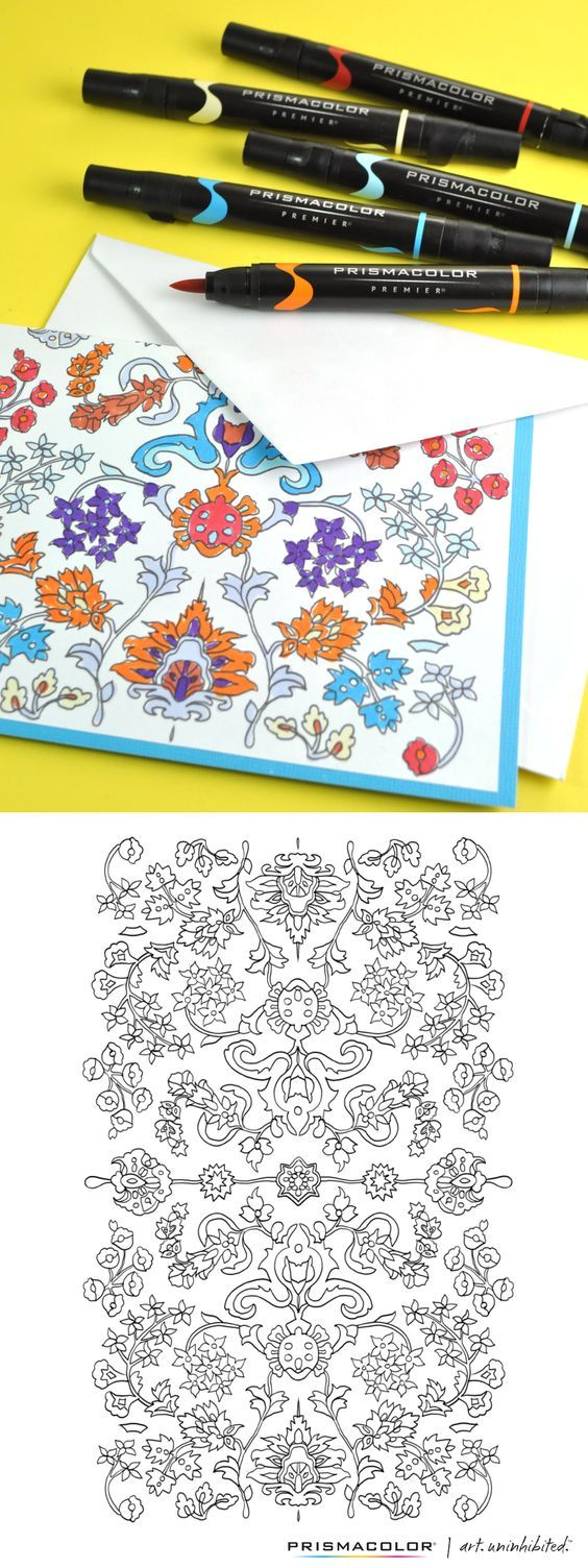 Make coloring book pages in photoshop free image
