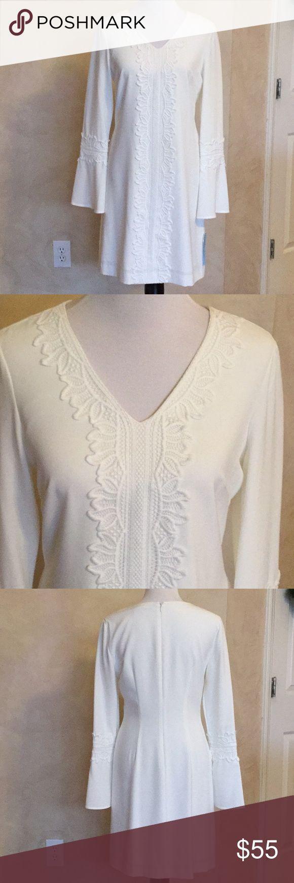 "Antonio Melani Dress Antonio Melani Dress - New with Tags. Zipper in back. Length is 36"". ANTONIO MELANI Dresses"