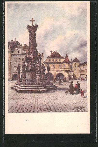 City Žatec / Saaz   Ústecký kraj / Region Aussig   Page 3   old Postcards