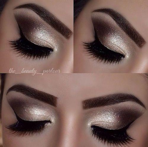 Beautiful eyes #makeup #tips