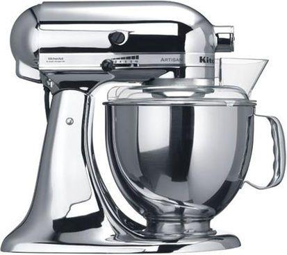 KitchenAid Artisan KSM150 Küchenmaschine, silber #Küche #Maschine #Metall #Haushalt #Galaxus