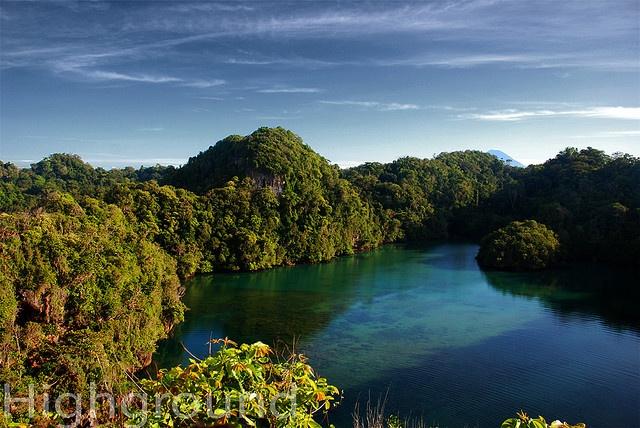 Segara Anakan, Southern Malang, East Java, INDONESIA