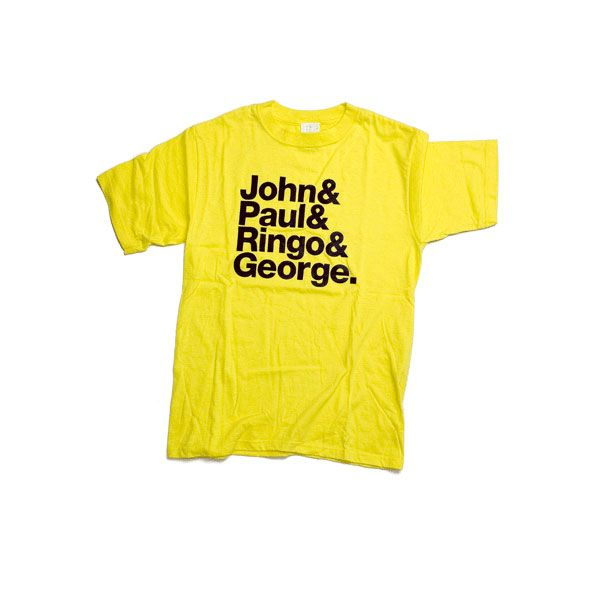Band-Shirt-Minimalism-Beatles
