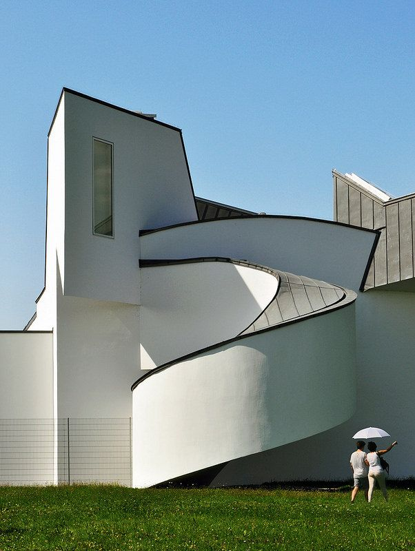 Vitra Design Museum Frank O Gehry Awesome