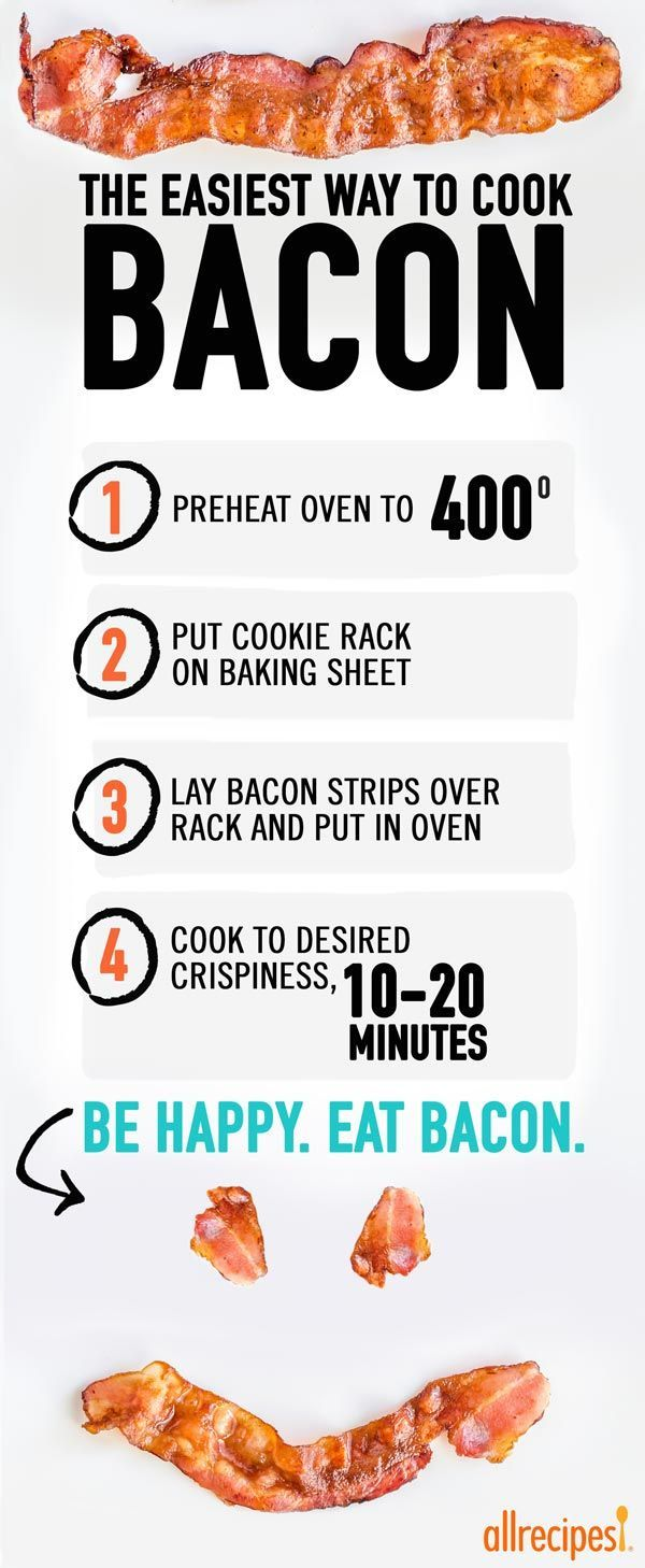 An all-time Kitchen Hack — the easiest way to cook bacon is in your oven.