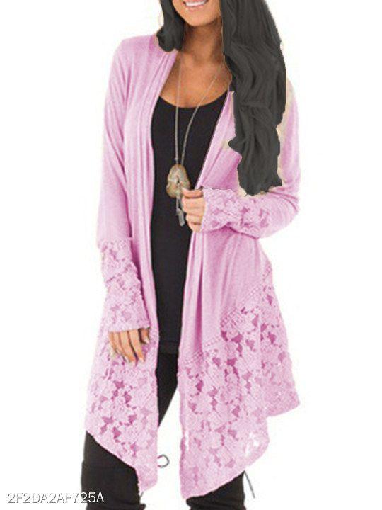 Patchwork Plain Knit Cardigans  berrylook  winter  fall  fashion  trends   styles  winter  clothes  fashionista  b38de4e08