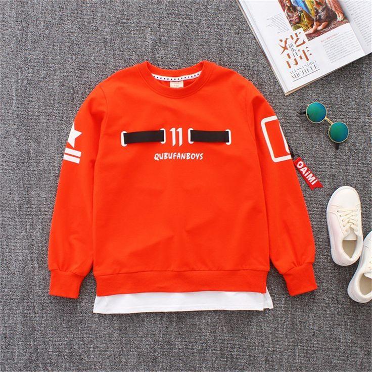 <b>T</b>-<b>Shirt</b> For Teenager <b>Boys</b> Girls <b>Long Sleeve T Shirt Kids</b> Ruffle ...