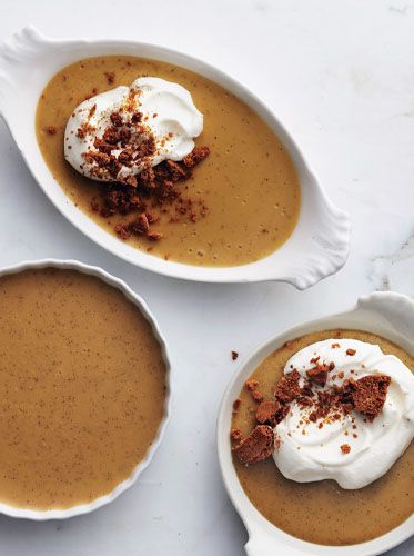 Bourbon-Butterscotch Pudding. This recipe is sweet and boozy and perfect.