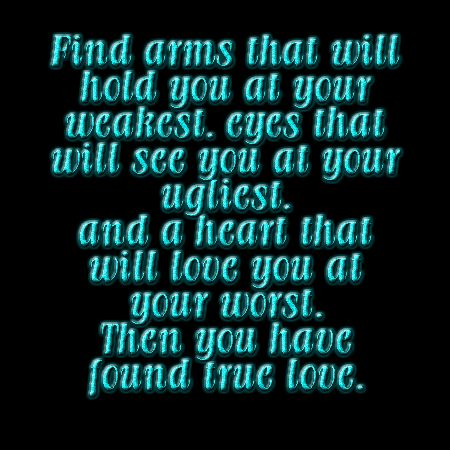 Find true love