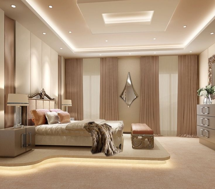 25 soothing neutral bedroom designs for blissful slumber for Soothing bedroom designs