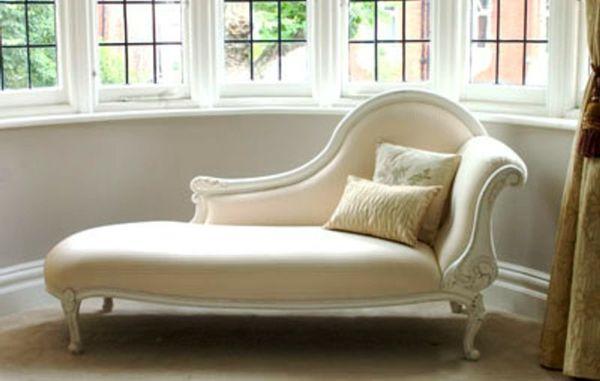 24 modèles de méridienne design chic pour votre maison - Chateau-meridienne-designe-blanc-