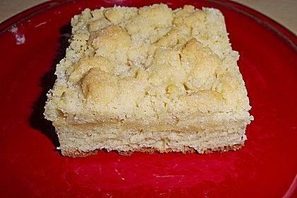 Hermann - Streuselkuchen, ein schönes Rezept aus der Kategorie Kuchen. Bewertungen: 4. Durchschnitt: Ø 3,2.