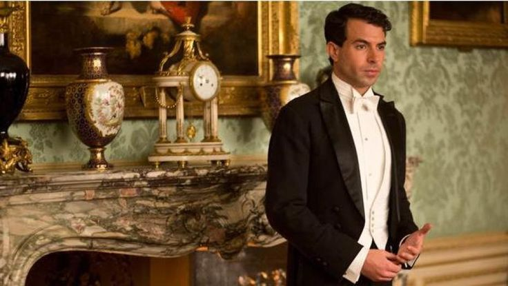 Beau tournant ... Downton Abbey saison 4 : Lord Gillingham