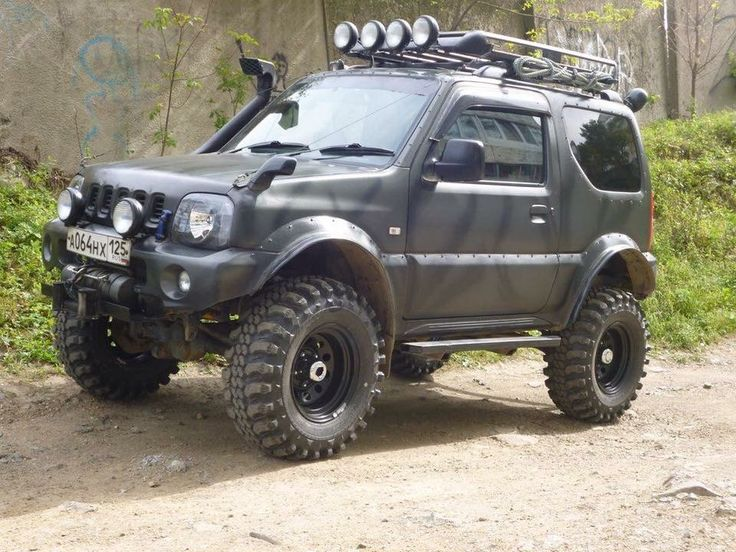 16 best Jimny mods images on Pinterest | Cars, Mini 4x4 and Jeeps